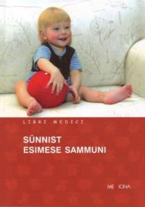 sünnist esimese sammuni raamat beebi tervis imik