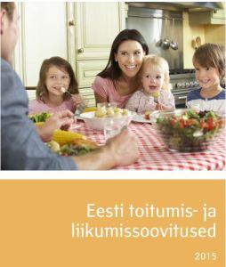 toitumissoovitused