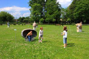 lapsed mängivad õues motoorsed oskused motoorika liikumine jooksmine hüppamine