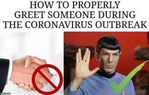 koroona spock